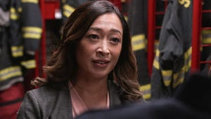 Station 19 Exclusive: The Firehouse Is Getting a Publicist After Sullivan's Viral Outburst