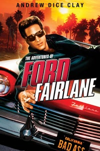 The Adventures of Ford Fairlane as Johnny Crunch
