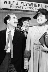 Margaret Dumont as Mrs. Starr