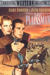 The Plainsman as Wild Bill Hickok