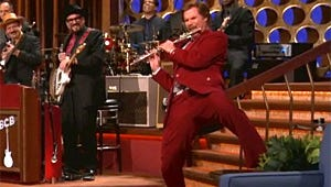 Top Moments: Mad Men's Sultry Serenade and the Continuing Legend of Ron Burgundy