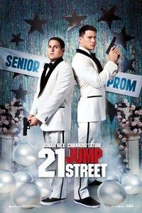 21 Jump Street as Ms. Griggs