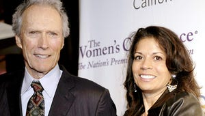 Dina Eastwood Defends Clint Eastwood Following Separation