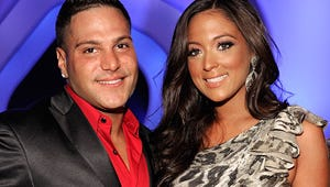 Jersey Shore's Ronnie and Sammi Split Again!