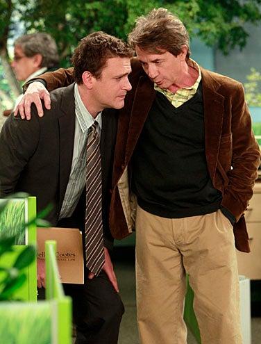 "How I Met Your Mother - Season 7 - ""Field Trip"" - Jason Segel, Martin Short"