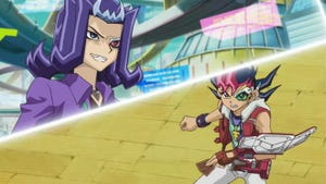 Yu-Gi-Oh! ZEXAL, Season 1 Episode 2 image