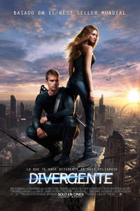 Divergente 3D as Edward