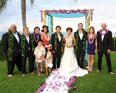 "Hawaii Five-0 - Season 2 - ""Alaheo Pau'ole"" - Taylor Wily, Scott Caan, Masi Oka, Grace Park, Alex O'Loughlin, Lauren German, Terry O'Quinn, Daniel Dae Kim, Reiko Aylesworth"