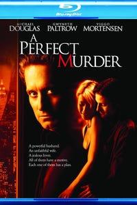 A Perfect Murder as Sandra Bradford
