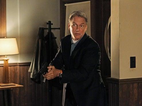 "NCIS - Season 8 - ""Spider and the Fly"" - Mark Harmon"