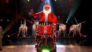 Top Moments: Conan Goes Coco for Christmas, Survivor Gets Dumb and Dumber