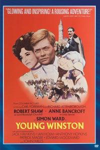 Young Winston as David Lloyd George