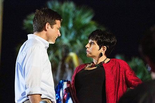 Arrested Development - Season 4 - Jason Bateman and Liza Minnelli