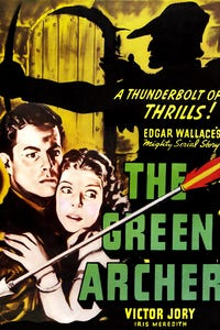 The Green Archer as Spike Holland