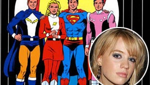"""Smallville Casting Scoop: Doomsday Scenario Brings """"Legion"""" Heroes to Town"""