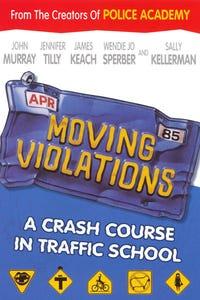 Moving Violations as Wink Barnes