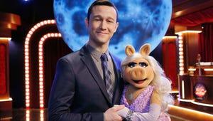 VIDEO: Watch Joseph Gordon-Levitt Serenade Miss Piggy on The Muppets