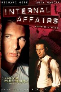 Internal Affairs as Sean
