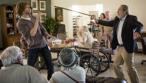 NCIS: LA Exclusive: Deeks Engages in Hand-to-Cane Combat with an Elderly Con Man