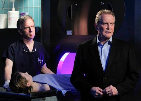 "CSI: NY - Season 8 - ""Flash Pop"" - Robert Joy, Lee Majors"