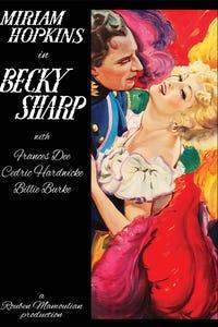 Becky Sharp as General Tufto