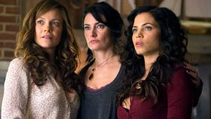 A Love Pentagram and a New Brother! 6 Teases for Witches of East End Season 2