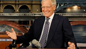 David Letterman to Retire from Late Show in 2015
