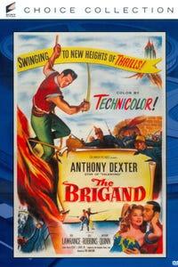 The Brigand as Maj. Schrock