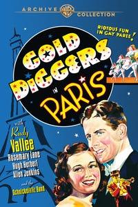 Gold Diggers in Paris as Mike Coogan