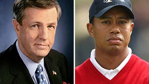 Brit Hume: Tiger Woods Should Convert to Christianity