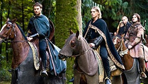 Starz Decides Not to Return to Camelot