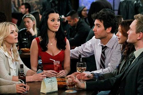 "How I Met Your Mother - Season 6 - ""Oh Honey"" - Neil Patrick Harris, Katy Perry, Cobie Smulders, Jennifer Morrison, Josh Radnor, Alyson Hannigan"