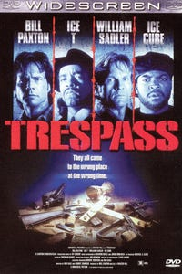 Trespass as Police Officer Reese