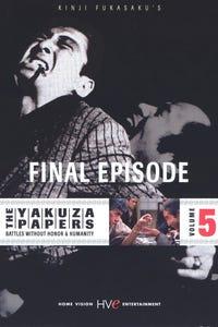 The Yakuza Papers: Final Episode as Shozo Hirono