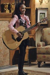 China Anne McClain as Tisha