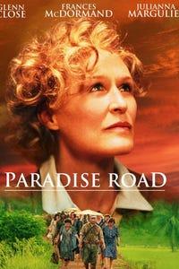 Paradise Road as Adrienne Pargiter