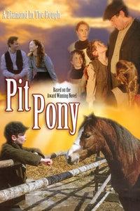 Pit Pony as MacIsaac Smith