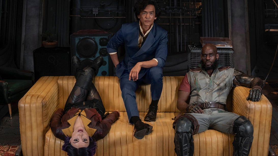 Netflix's Cowboy Bebop: Trailer, Premiere Date, and Everything You Need to Know