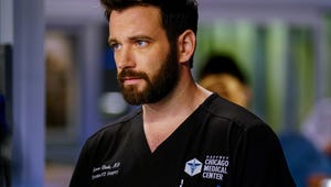 Colin Donnell Says Chicago Med Hasn't 'Closed the Door' on a Connor Return