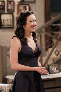Grace Kaufman as Young Max
