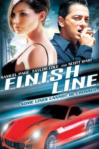 Finish Line as Aaron Turner