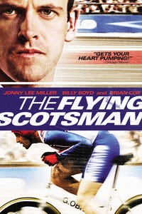 The Flying Scotsman as Anne Obree