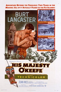 His Majesty O'Keefe as Weber