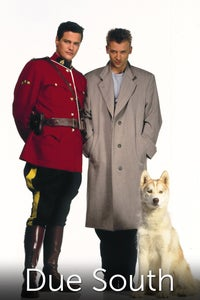 Due South as Keith