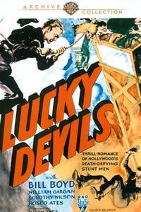 Lucky Devils as Skipper Clark