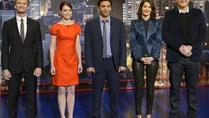 VIDEO: How I Met Your Mother Cast Reads Late Show Top 10