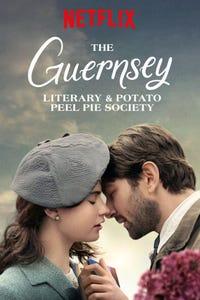 The Guernsey Literary and Potato Peel Pie Society as Elizabeth McKenna