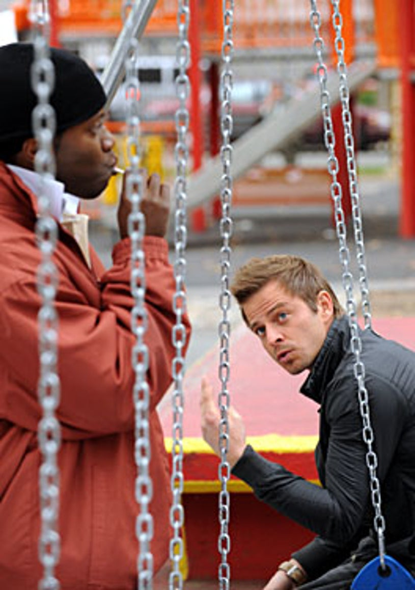 "CSI: NY - Season 5, ""Enough"" - Carmine Giovinazzo as Danny"