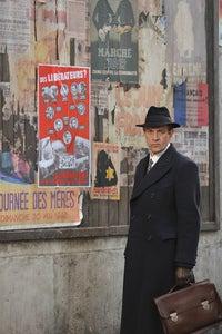 Jean-Yves Berteloot as Publishing Executive Michael