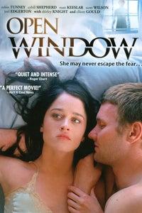 Open Window as Peter